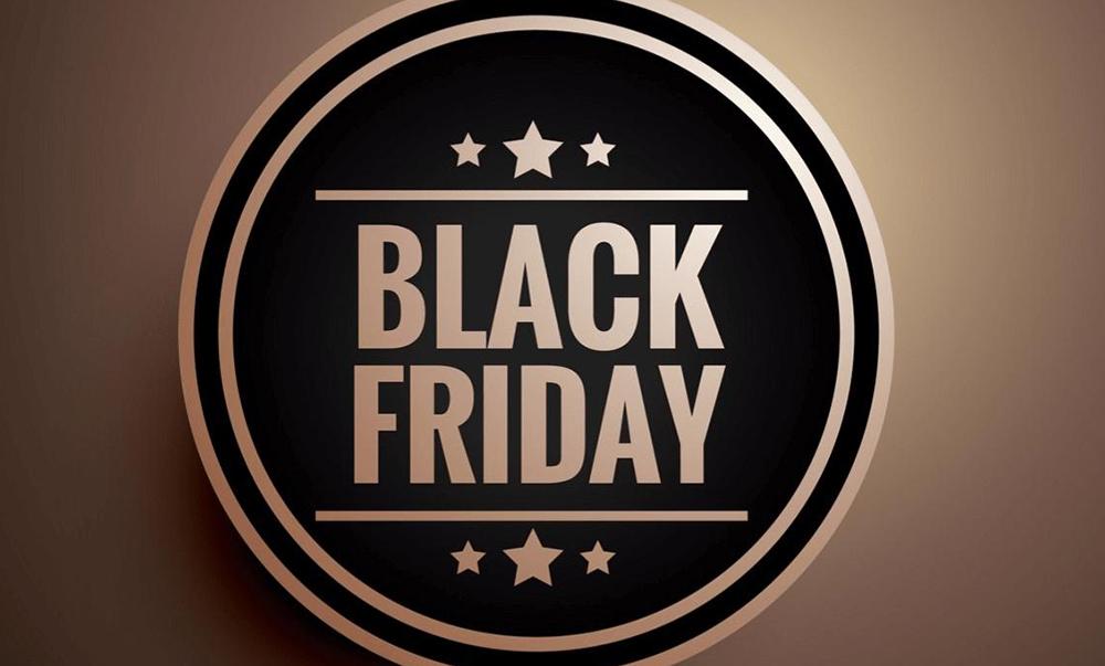 Чёрная пятница с 24 по 28 ноября...